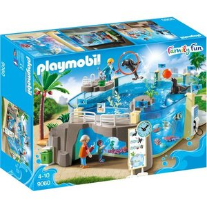 Playmobil Family Fun Zee Aquarium 9060