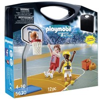 Playmobil Sports & Action Meeneemkoffer Basketball 5630