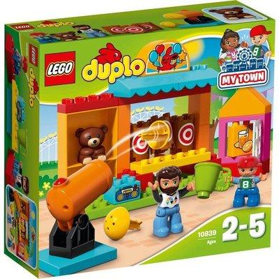 Lego Duplo Lego Duplo My Town Schiettent 10839
