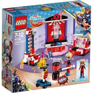 Lego Super Hero Girls Harley Quinn Nachtverblijf 41236