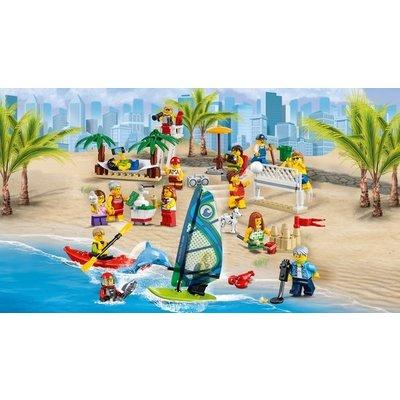 Lego Lego City Plezier op het Strand Personenset 60153