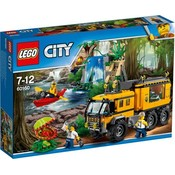 Lego Lego City Jungle Mobiel Laboratorium 60160