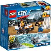 Lego Lego City Kustwacht Starterset 60163