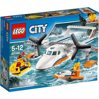 Lego Lego City Kustwacht Reddingswatervliegtuig 60164