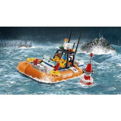 Lego Lego City Kustwacht Reddingsvoertuig 60165