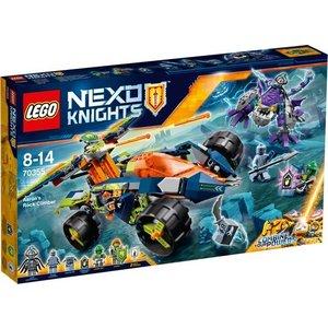 Lego Nexo Knights Aaron´s Rock Climber 70355
