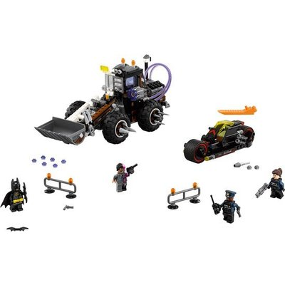 Lego Lego Batman the Movie Two Face Double Demolition 70915