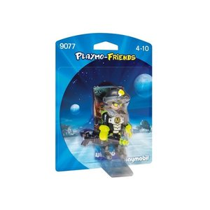Playmobil Playmo Friends Mega Masters Spion 9077