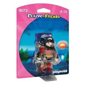 Playmobil Playmo Friends Zwaardvechtster 9073
