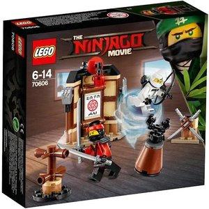 Lego Ninjago the Movie Spinjitzu Training 70606