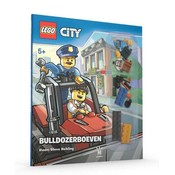 Lego Lego City Bulldozer Boeven Boek 700335