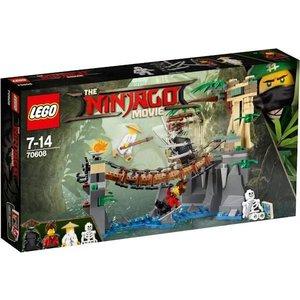 Lego Ninjago the Movie Meester Watervallen 70608
