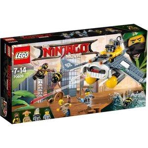 Lego Ninjago the Movie Mantarog Bommenwerper 70609