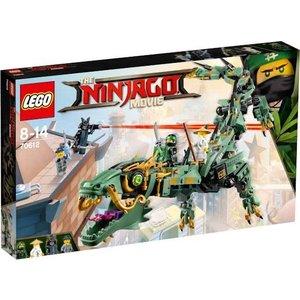 Lego Ninjago the Movie Groene Ninja Mecha Draak 70612