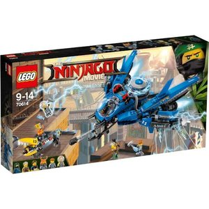 Lego Ninjago the Movie Bliksemstraaljager 70614