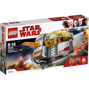 Lego Star Wars Resistance Transporter Pod 75176
