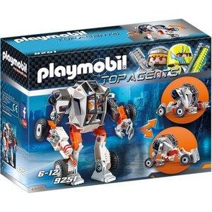 Playmobil Top Agents Agent TEC's Robotwagen 9251