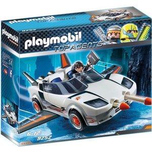 Playmobil Top Agents Agent PS Super Racer 9252