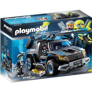 Playmobil Top Agents Dr. Drones 4X4 9254