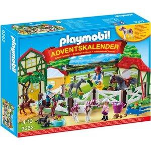 Playmobil Country Paardrijclub Adventskalender 9262