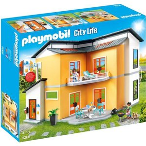 Playmobil City Life Modern Woonhuis 9266