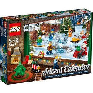 Lego City Adventskalender 2017 60155