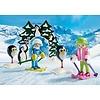 Playmobil Playmobil Family Fun Skischooltje 9282