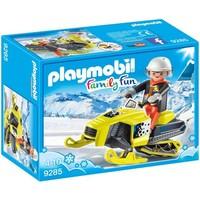 Playmobil Family Fun Sneeuwscooter 9285