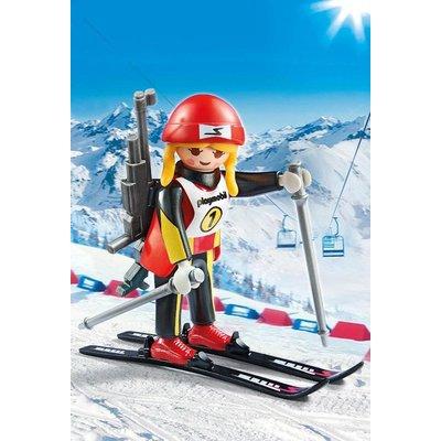 Playmobil Playmobil Family Fun Biatlete 9287