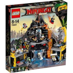 Lego Ninjago Garmadon's Vulkaan Basis 70631