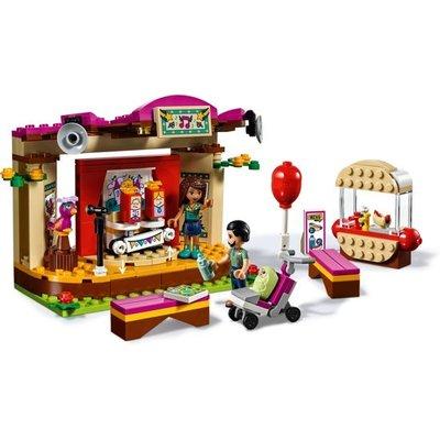 Lego Lego Friends Andrea's Park Presentaties 41334