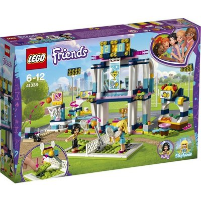 Lego Lego Friends Stephanie's Sportstadion 41338