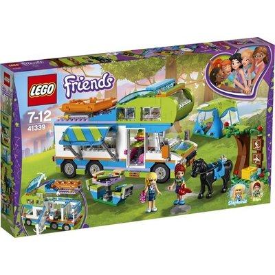 Lego Lego Friends Mia's Camper 41339