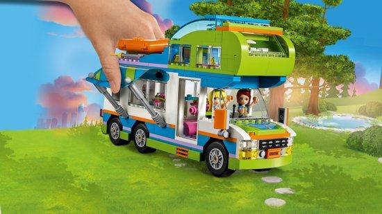 Lego lego friends mia s camper abctoys
