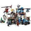 Lego Lego City Politiekantoor op de Berg 60174