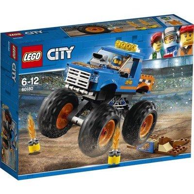 Lego Lego City Monstertruck 60180