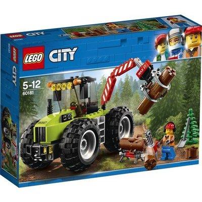 Lego Lego City Bostractor 60181