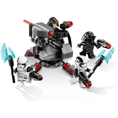 Lego Lego Star Wars First Order Specialists Battle Pack 75197