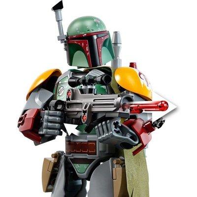 Lego Lego Star Wars Boba Fett 75533
