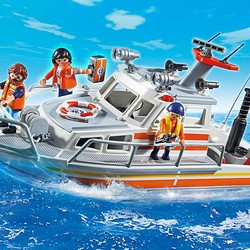 Playmobil City Action Kustwacht