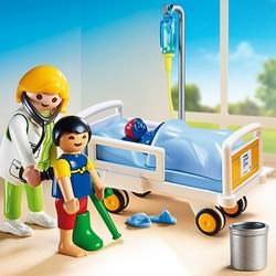 Playmobil City Life Kinderziekenhuis