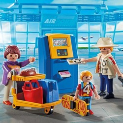 Playmobil City Action Vliegveld