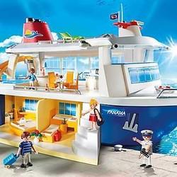 Playmobil Family Fun Cruise
