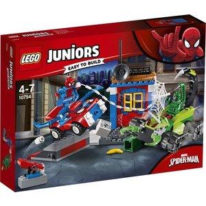 Lego Juniors Spider-Man vs Scorpion Straatduel 10754