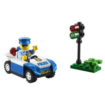 Lego Lego Juniors Verkeerspolitie (Polybag) 30339