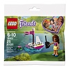 Lego Lego Friends Olivia's RC Boot (Polybag) 30403