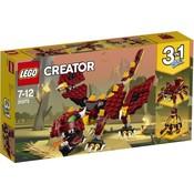 Lego Lego Creator Mythische Wezens 31073