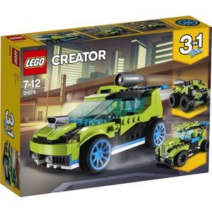 Lego Creator Raket Rally Auto 31074