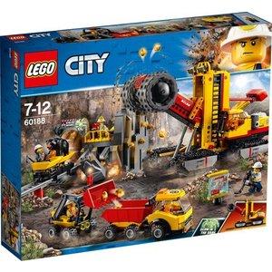 Lego City Mijnbouw Expert Locatie 60188