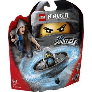 Lego Ninjago Nya Spinjitzu Meester 70634